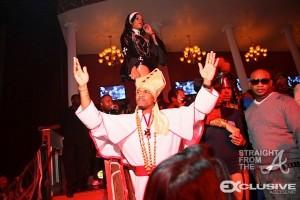 Stevie J Joseline Halloween 2012 2