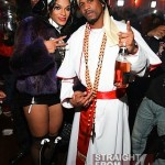 Stevie J Joseline Halloween 2012 7