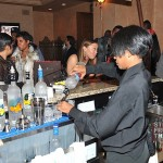 The GREY GOOSE Cherry Noir VIP Bar at the Trey Songz Chapter V Tour - Atlanta