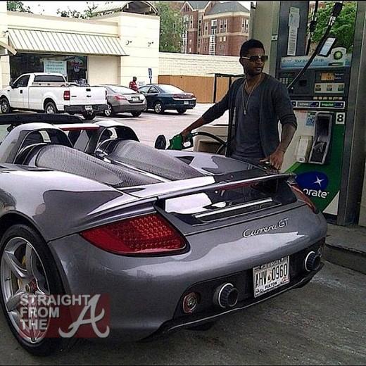 Usher Raymond Takes Kids AND House From Ex-Wife Tameka