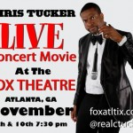 chris tucker comedy show