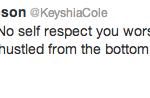keyshia cole tweet