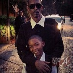 kurupt and son Tren