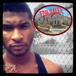 Usher Raymond Takes Kids AND House From Ex-Wife Tameka! Just in Time For Thanksgiving… [PHOTOS]