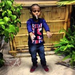 Celebrity Kids – Usher Raymond V (Cinco) Celebrates His 5th Birthday… [PHOTOS]