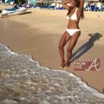 Kenya Moore Barbados 2012