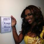 Kenya Moore Wendy Williams