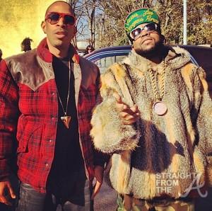 Big Boi Tip Ludacris In Da A SFTA-9