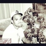 In The Tweets – Chris Brown Reactivates & Shares Smoked Out Twitpics of Rihanna… [PHOTOS]