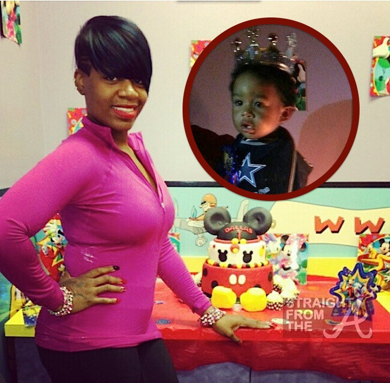 Fantasia Barrino Children 2015