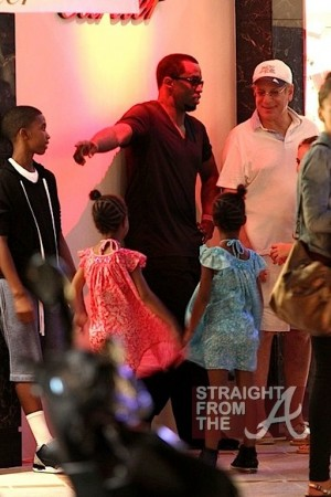 Diddy and Kids Shop 122612-1