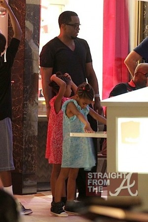 Diddy and Kids Shop 122612-11