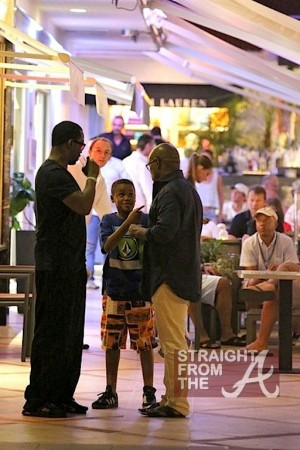 Diddy and Kids Shop 122612-4