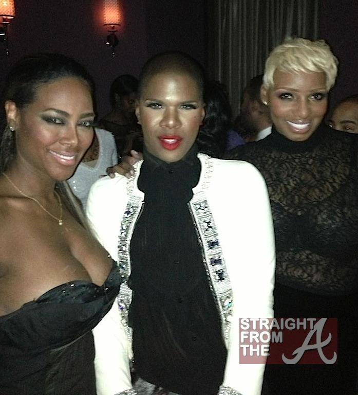 Nene Leakes 2012 Xmas Party Sfta 19 Straight From The A Sfta Atlanta Entertainment