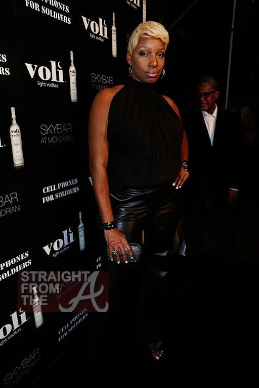 NeNe Leakes Voli Light Vodka Holiday Party 2012 - 2