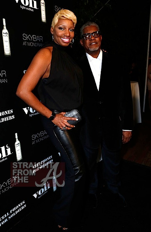 NeNe Leakes Voli Light Vodka Holiday Party 2012 - 4