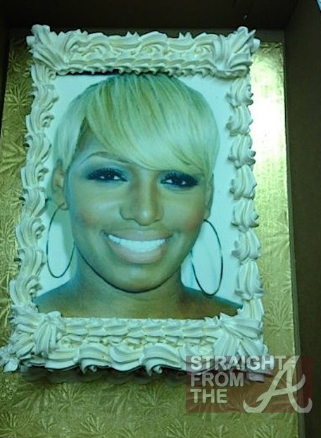 Nene Birthday Cake Straight From The A Sfta Atlanta