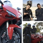 Usher Ducati Dubai