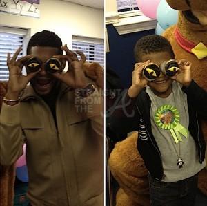 Usher and Naviyd