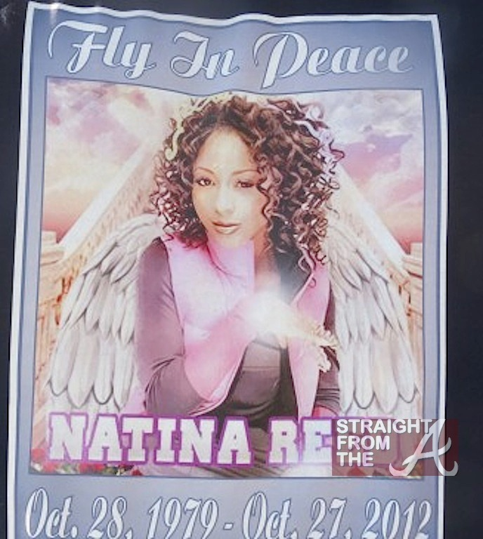 natina reed funeral 3 straight from the a sfta