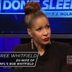 sheree whitfield dont sleep sfta promo
