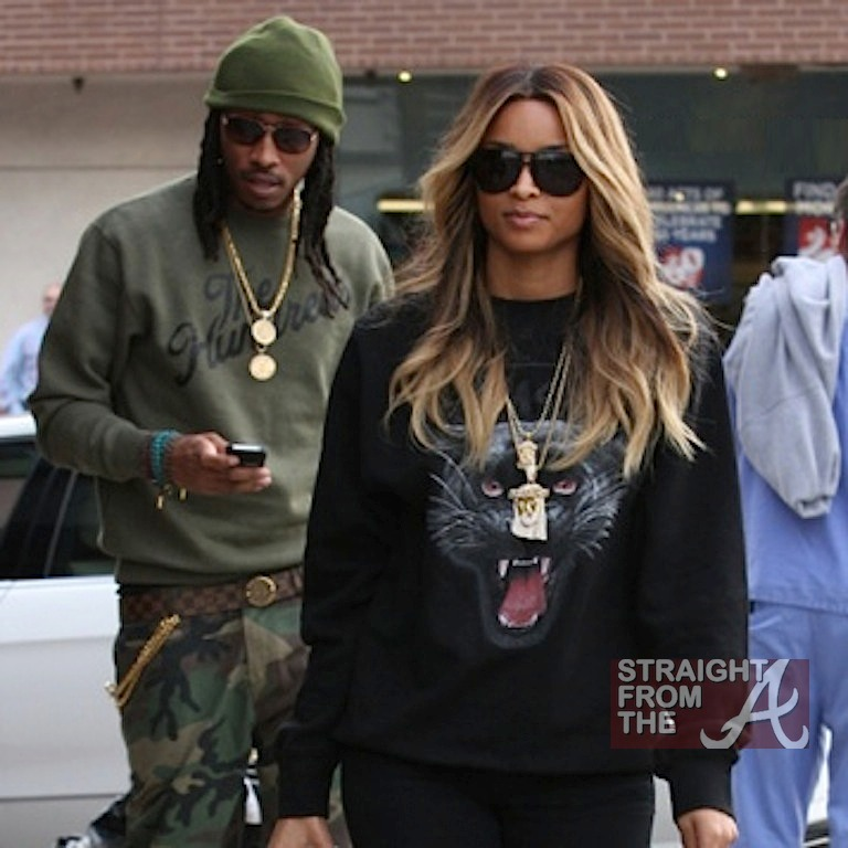 How is ciara dating