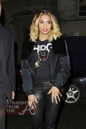 Ciara in London 012113-2