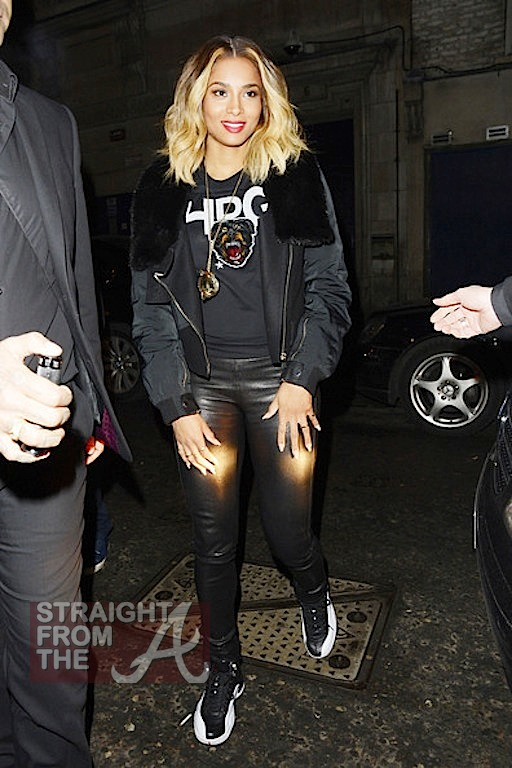Ciara in London 012113-5
