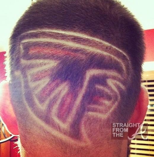 Falcons Haircut 2