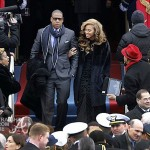 Jay-Z Beyonce Inauguration 2013 2
