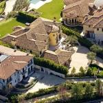 Kanye Kim Kardashian Mansion-15