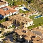 Kanye Kim Kardashian Mansion-4