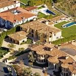 Kanye Kim Kardashian Mansion-5