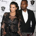 Kim Kardashian Kanye West New Years 2013-3