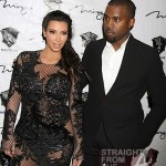 Kim Kardashian Kanye West New Years 2013-8