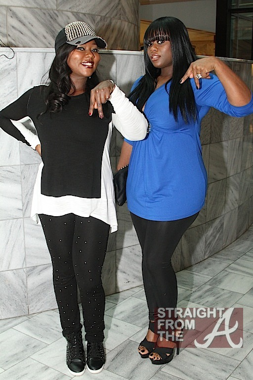 LaTocha and Tameka Scott StraightFromTheA