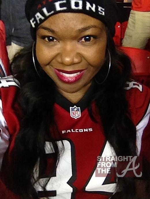Michelle ATLien Brown Falcons 1
