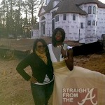 Michelle ATLien Brown Funky Dineva Chateau Sheree Jan 2013