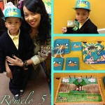 Celebrity Kids – Monica & Rocko's Son Romelo Celebrates 5th Birthday… [PHOTOS]