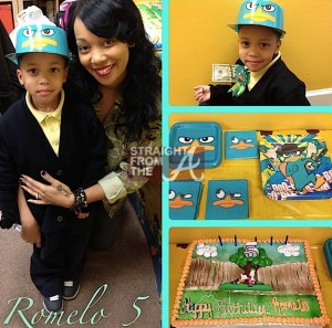 Monica Brown Romelo 5th Birthday-3