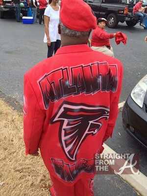 Mr. Murray Lucky Suit Falcons 2