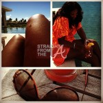 Boo'd Up! Tameka Foster Raymond & Her 'Mystery' Man… [PHOTOS]