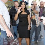 Toni Braxton on 'Extra' with Mario Lopez -2