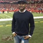 Walter Jackson Falcons NFC Game SFTA