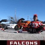 dsquared falcons video sfta-2