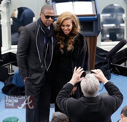 jay-z beyonce inauguration 2013