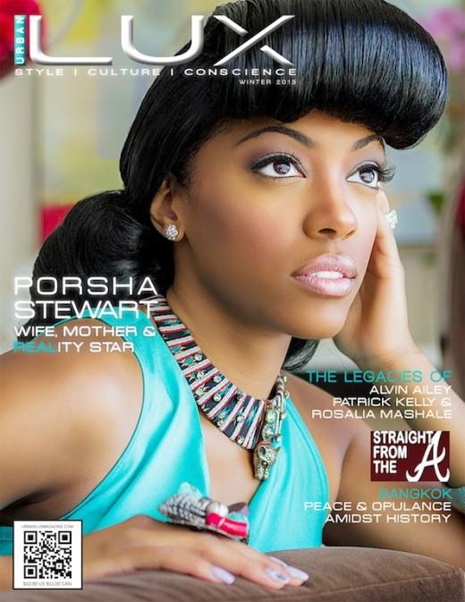 porsha stewart urban lux 2013