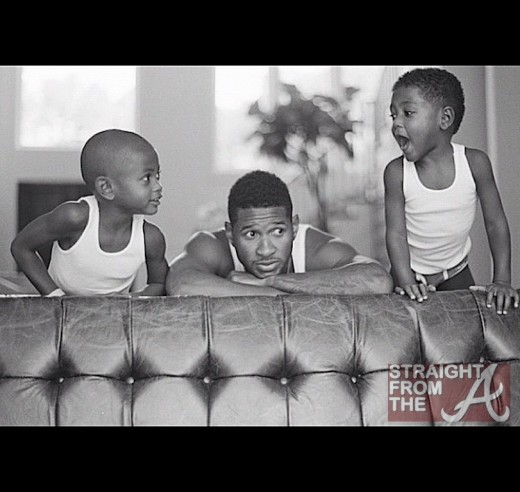 usher and sons 2013