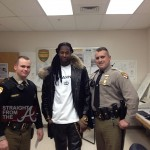 Rapper 2Chainz Arrested For Valentine's Day… [PHOTOS]