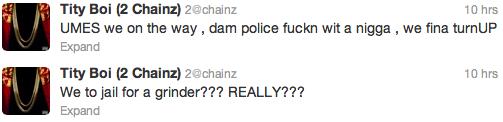 2Chainz Tweet 5